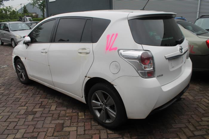 Toyota Verso 1.6 D-4D 16V