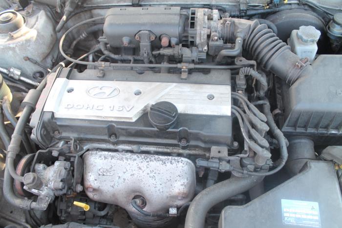 Hyundai Accent 1.6 16V