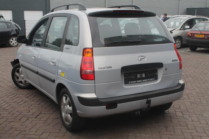 Hyundai Matrix 1.6 16V