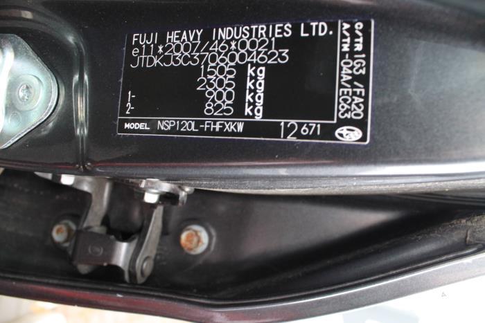 Subaru Trezia 11-