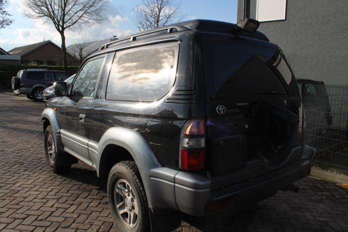 Toyota Land Cruiser 90 (J9) 3.0 TD Challenger