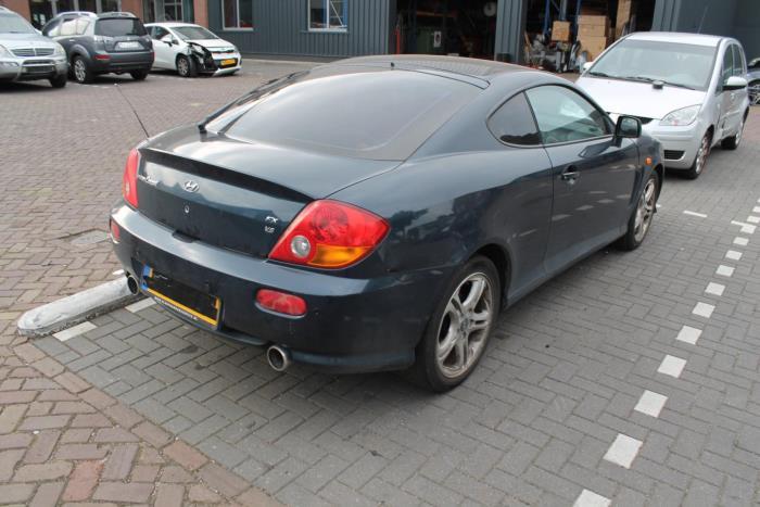 Hyundai Coupé 2.7 V6 24V