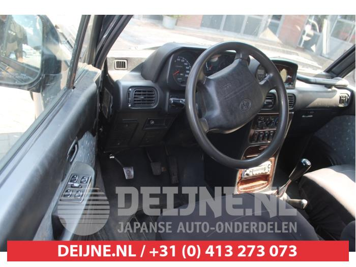 Hyundai Galloper 98-