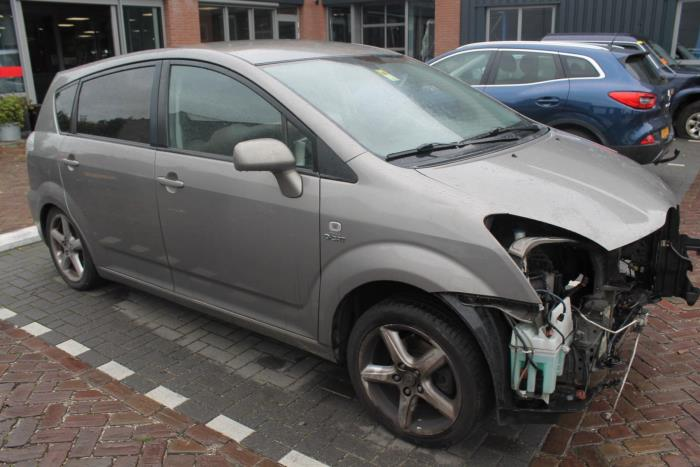 Toyota Corolla Verso (R10/11) 2.2 D-4D 16V Cat Clean Power