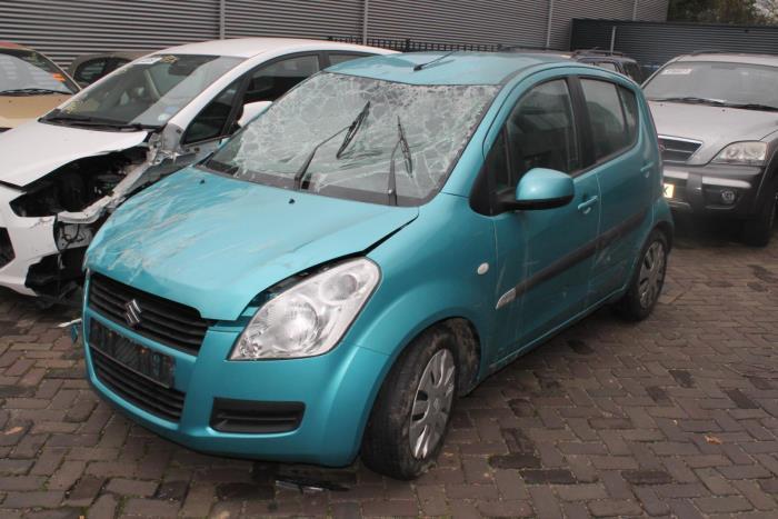 Suzuki Splash 08-