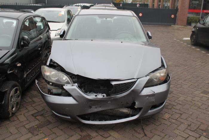 Mazda 3 (BK12) 1.6 CiTD 16V