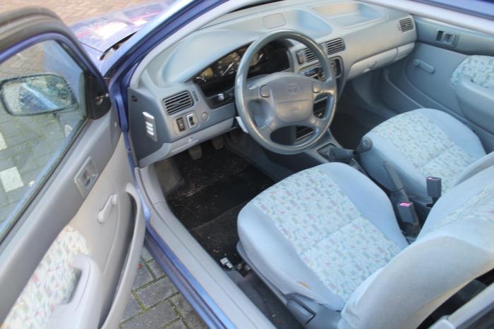 Toyota Starlet (EP9) 1.3,XLi,GLi 16V