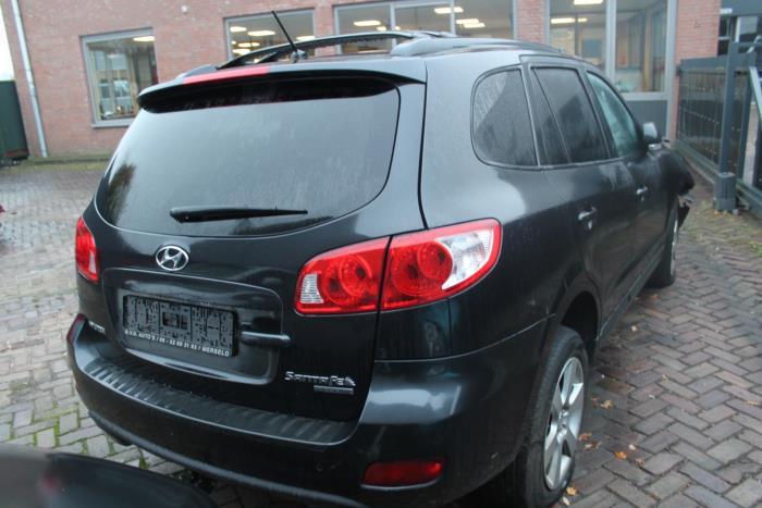 Hyundai Santa Fe II (CM) 2.2 CRDi 16V 4x2