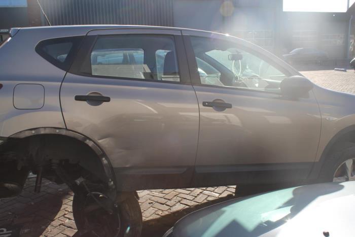Nissan Qashqai 07-
