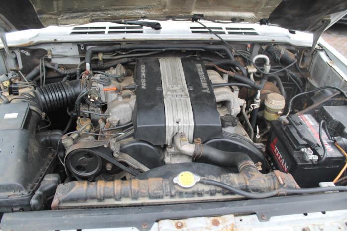 Mitsubishi Pajero 91-
