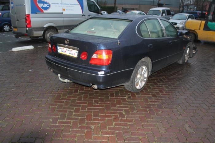 Lexus GS (..S16) 300 3.0 24V VVT-i