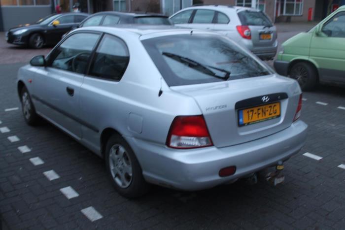 Hyundai Accent 1.3i 12V