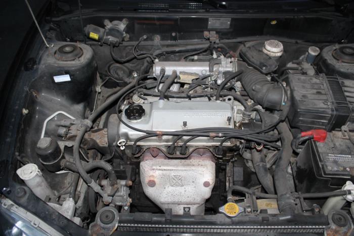 Mitsubishi Colt (CJ) 1.3 GL,GLX 12V