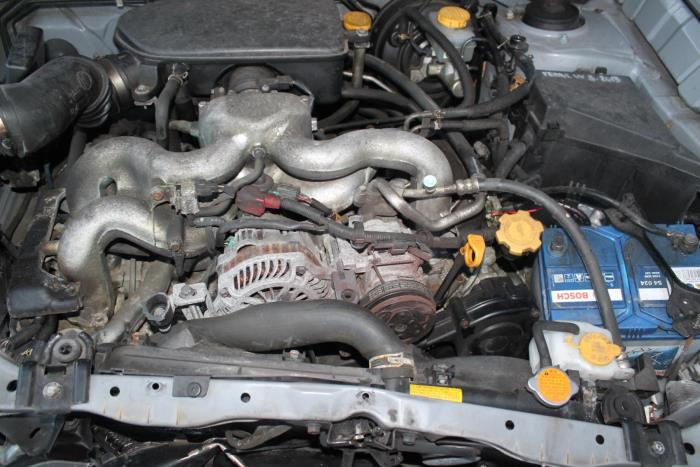 Subaru Forester (SH) 2.0 16V