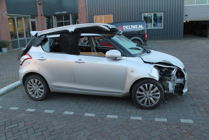 Suzuki Swift 10-