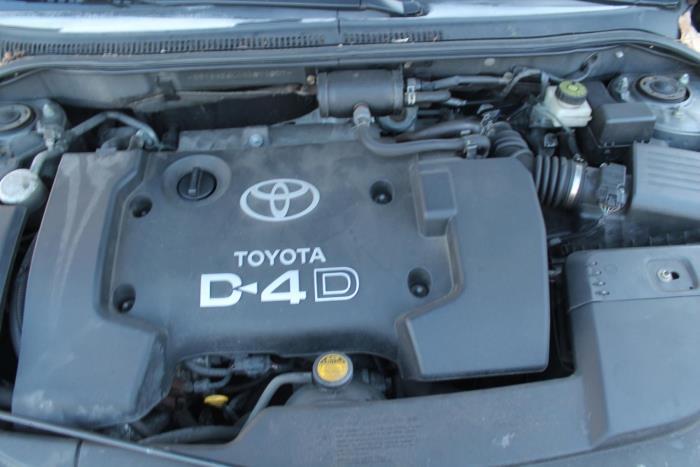 Toyota Avensis Wagon (T25/B1E) 2.0 16V D-4D