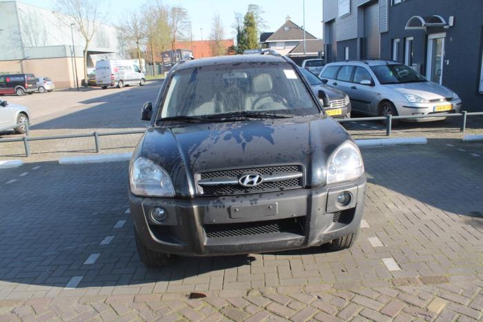 Hyundai Tucson 04-