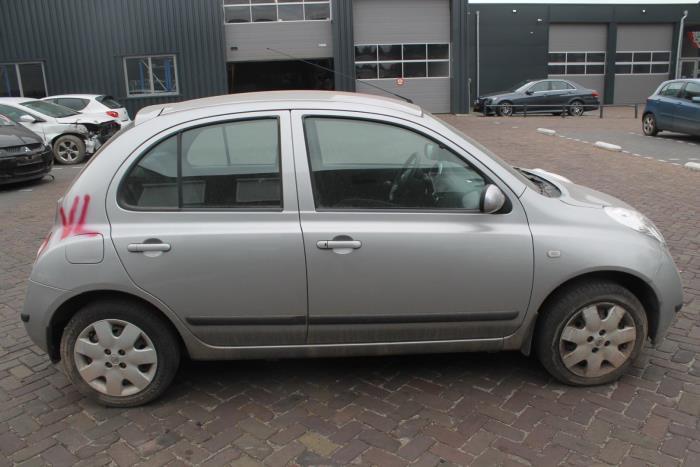 Nissan Micra 12 03-