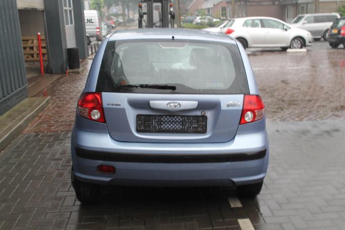 Hyundai Getz 1.3i 12V