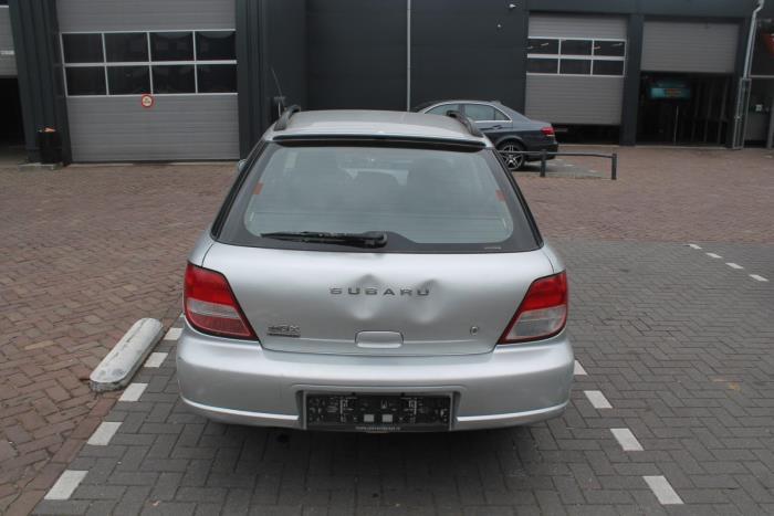 Subaru Impreza II Plus (GG) 2.0 16V TS,GX 4x4