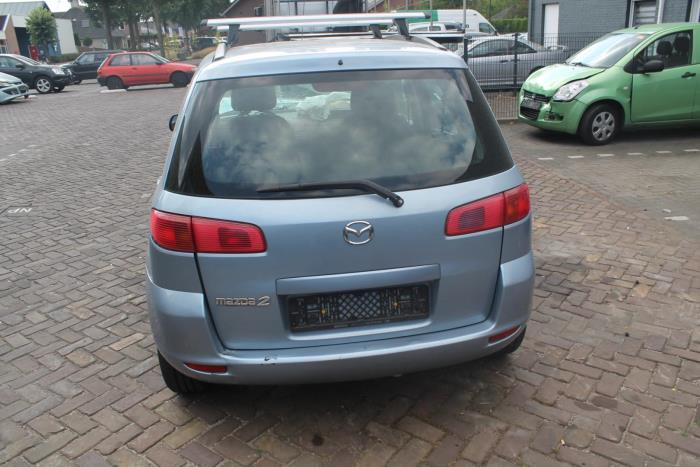 Mazda 2 (NB/NC/ND/NE) 1.4 16V