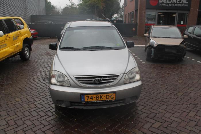 Kia Carens II 2.0 CRDI 16V