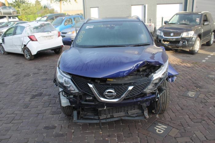 Nissan QASHQAI 14-