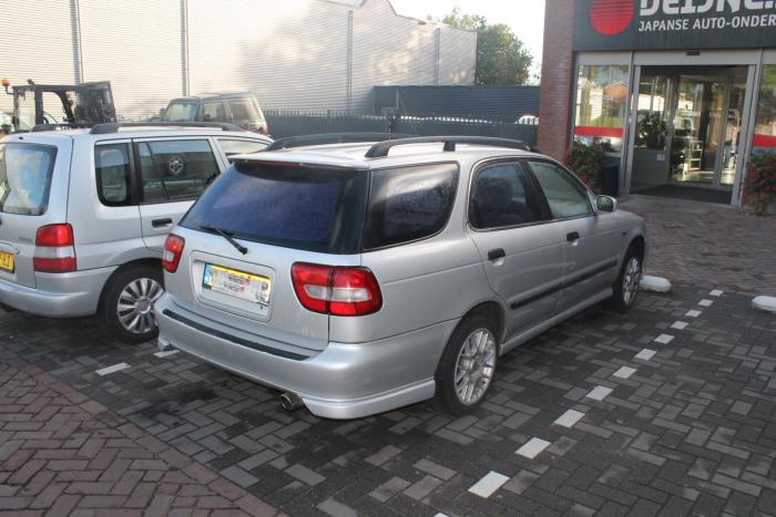 Suzuki Baleno (GC/GD) 1.6 16V