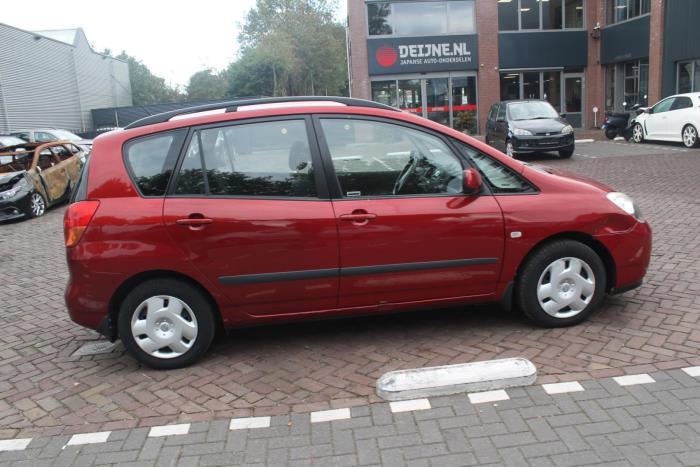 Toyota Corolla Verso (E12) 1.8 16V VVT-i