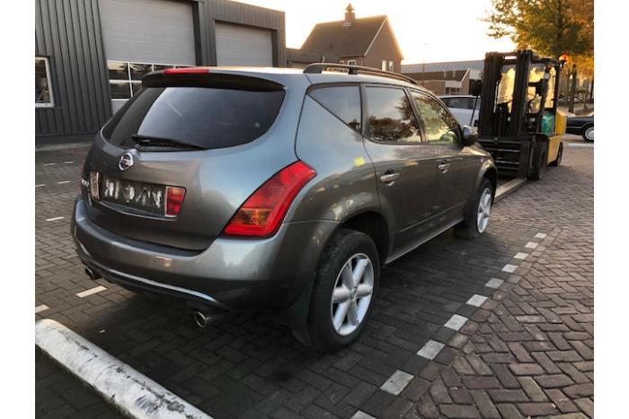 Nissan Murano 04-