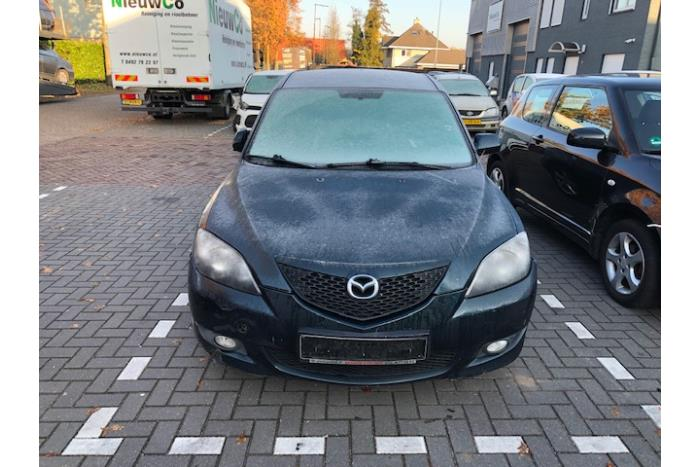 Mazda 3 Sport (BK14) 1.6 CiTD 16V