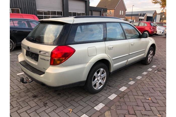Subaru Outback (BP) 2.5 16V