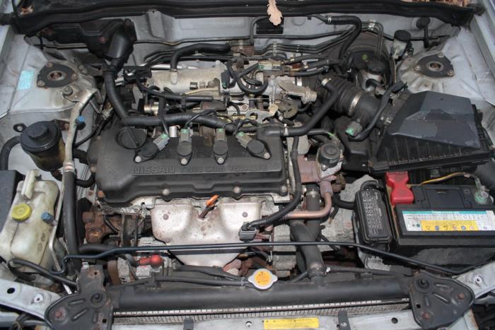 Nissan Almera (N16) 1.8 16V