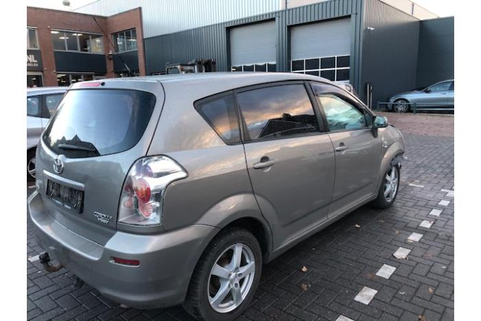 Toyota Corolla Verso (R10/11) 1.6 16V VVT-i