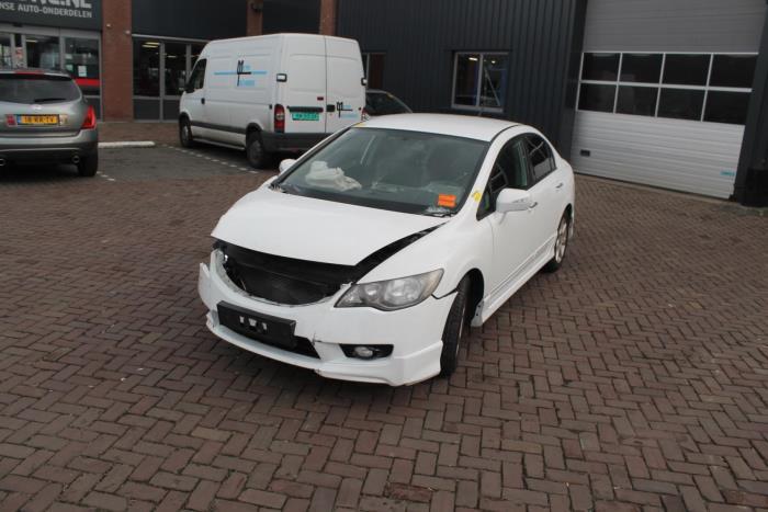 Honda Civic IMA