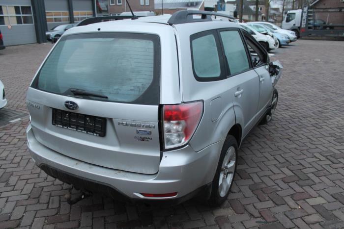Subaru Forester 09-