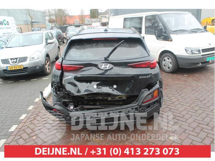 Hyundai Kona 17-