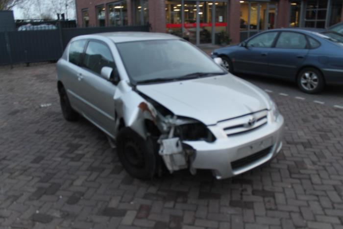 Toyota Corolla 02-