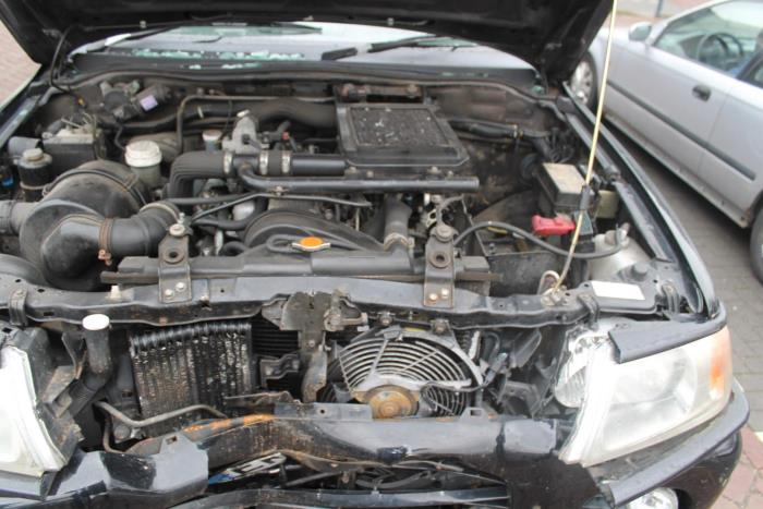 Mitsubishi Pajero Sport 02-