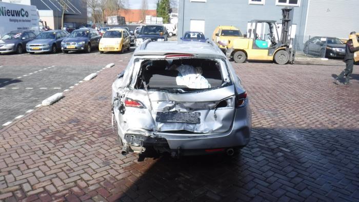 Mazda 6 SportBreak (GH19/GHA9) 2.0i 16V S-VT