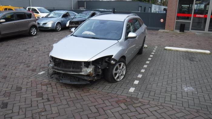 Mazda 6 SportBreak (GH19/GHA9) 1.8i 16V