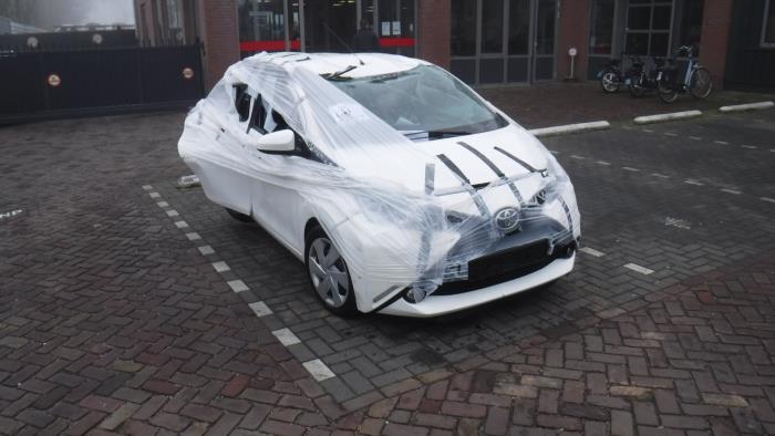 Toyota Aygo (B40) 1.0 12V VVT-i