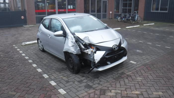 Toyota Aygo 14-