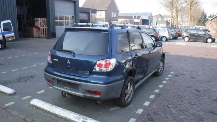 Mitsubishi Outlander (CU) 2.0 16V 4x4