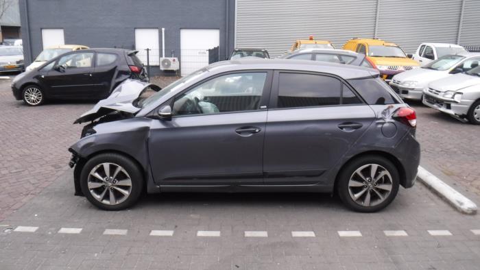 Hyundai I20 15-