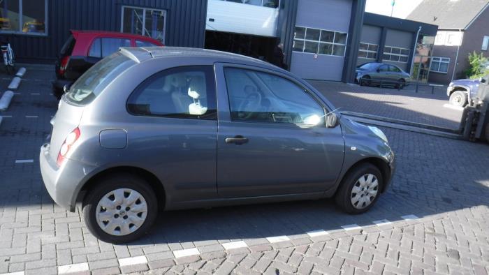 Nissan Micra (K12) 1.2 16V