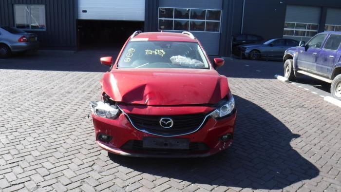 Mazda 6. 13-