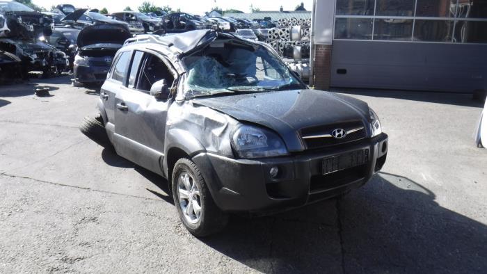 Hyundai Tucson (JM) 2.0 16V CVVT 4x2