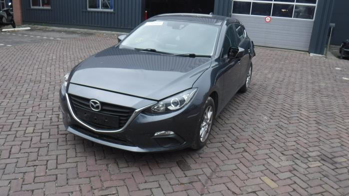 Mazda 3. 13-