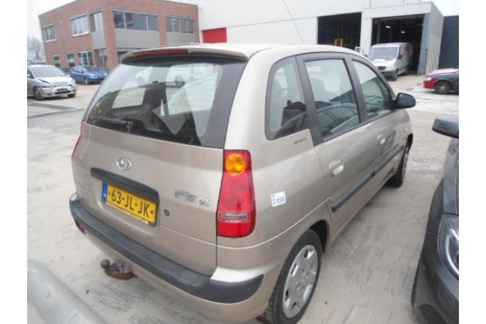 Hyundai Matrix 1.8 16V